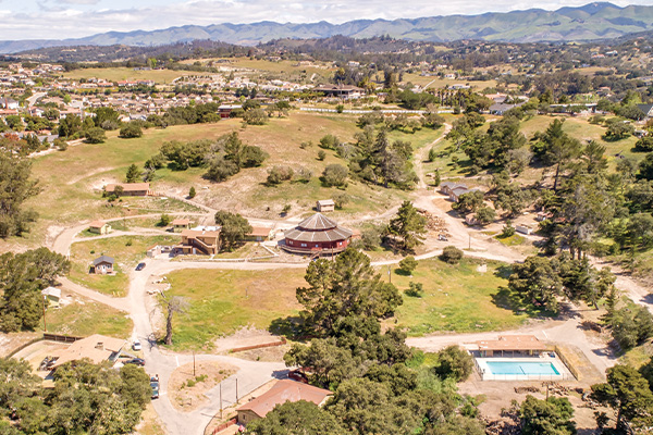 Camp Arroyo Grande Location