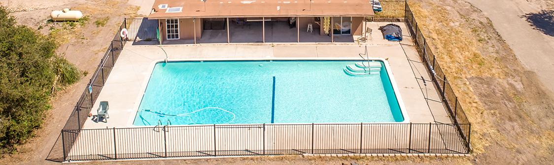Camp Arroyo Grande Swimming Pool